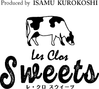 Produced by ISAMU KUROKOSHI Les Clos Sweets